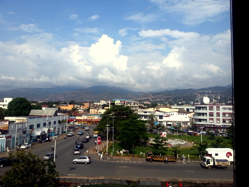 VJW International - Aid Effectiveness and Busan Commitments - Joint Programming of Aid - Burundi