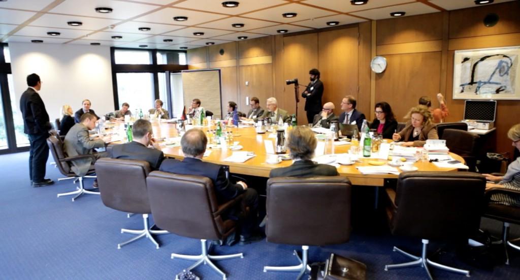 Cotonou Agreement - ACP EU Relations after 2020 - Study Report European Commission - Bonn Round Table - Veronica White