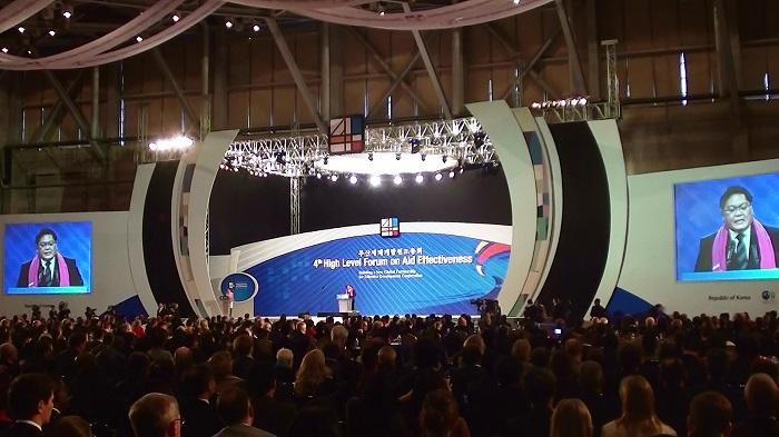 Busan High Level Forum