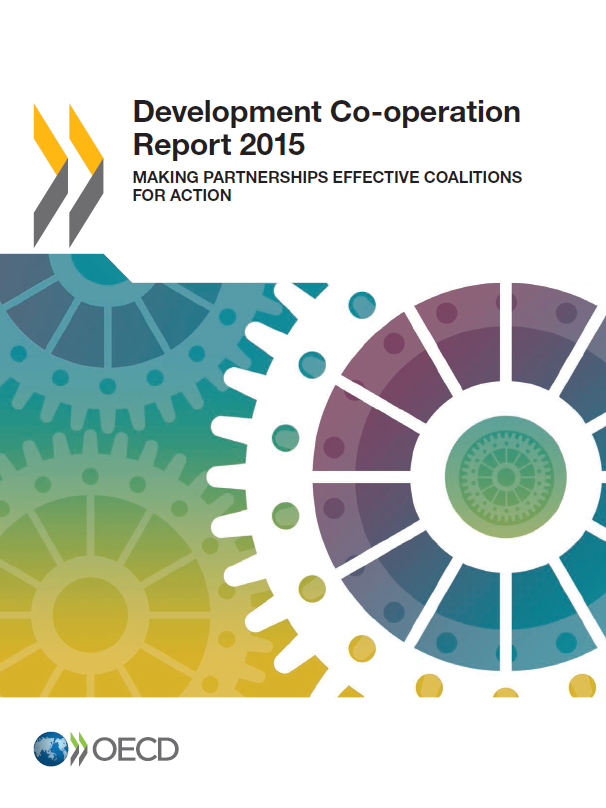 OECD Report Partnerships Cover